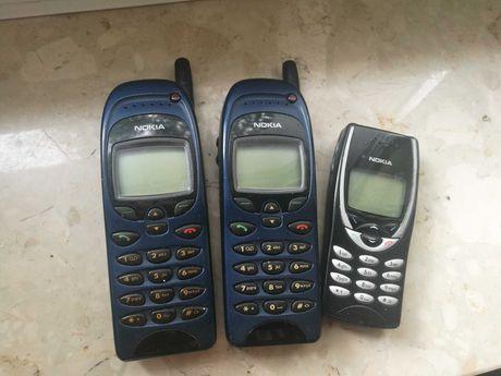 Nokia 6150 2 sztuki oraz 8210