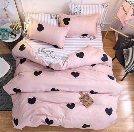 Продам комплект постельного белья полуторка