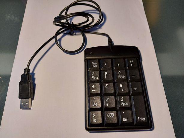 Teclado numerico externo USB