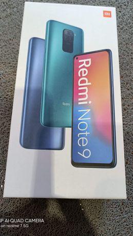 Redmi Note 9 stan idealny zakupiony w x kom