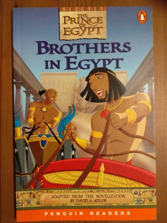 Penguin Readers - The Prince Of Egypt: Brothers In Egypt
