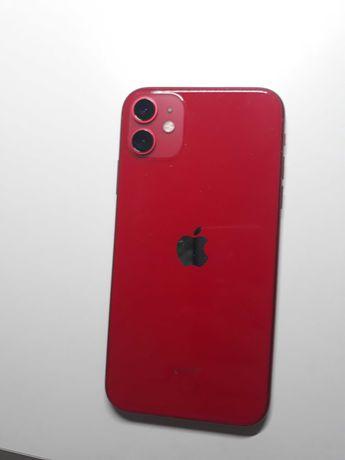 Apple iPhone 11 Red 64gb