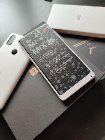 XIOAMI MI MIX 2S 6GB 128GB White/biały idealny bez rysy, jak nowy!!!