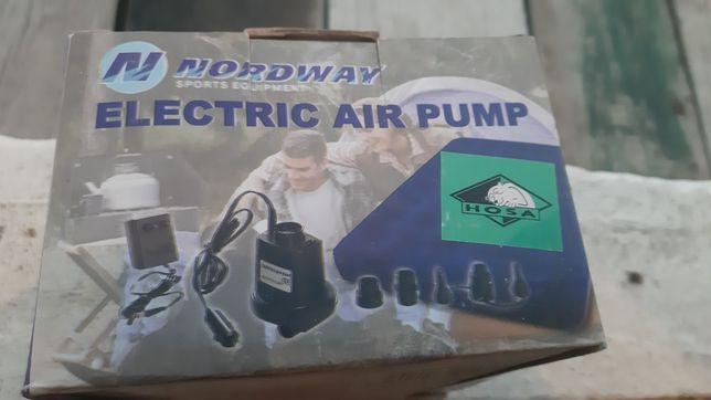 Bombas ar eléctricas seladas