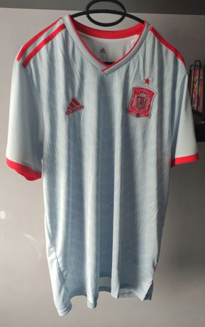 Koszulka reprezentacji Hiszpanii Adidas BR2697 nowa XL