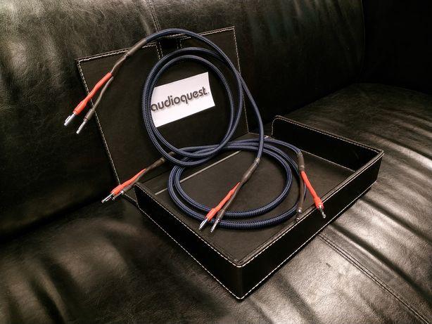 AudioQuest Type4 Type 4 kable głośnikowe konfekcja Trans Audio Hi-Fi