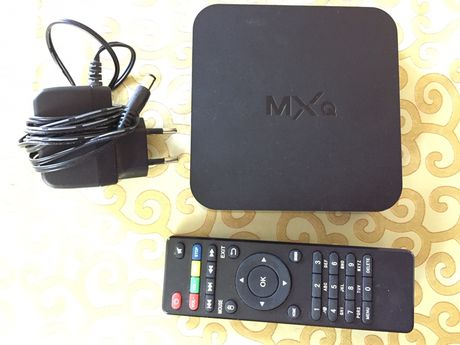 Receptor Box TV Android