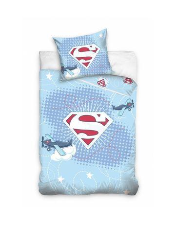 """Pościel dziecięca """"Super Baby"""" 100/135 + 40/60 cm"""