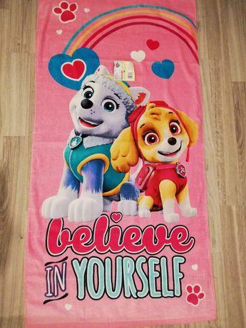 Psi Patrol ręcznik kąpielowy 70x140