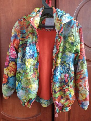 Куртка тонка дитяча