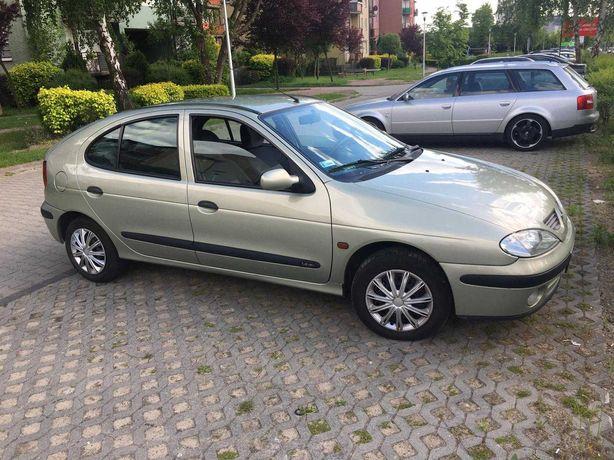 Renault Megane 1.4 benz 2002r stan bardzo dobry