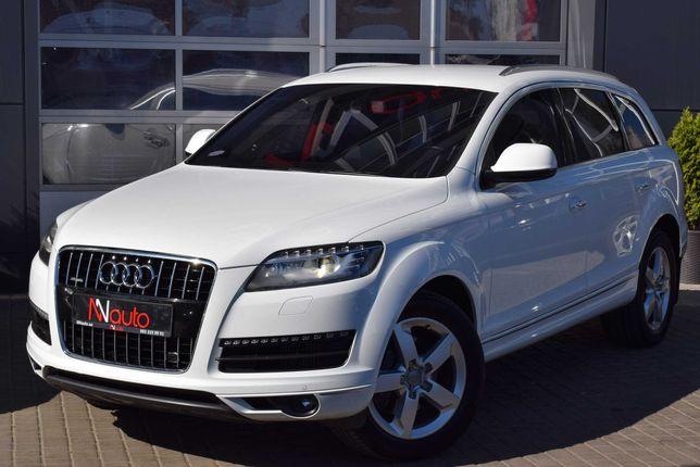Audi Q7 Автомобиль