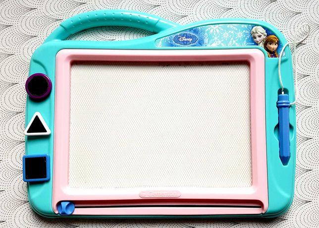 Clementoni Frozen znikopis - tablica magnetyczna