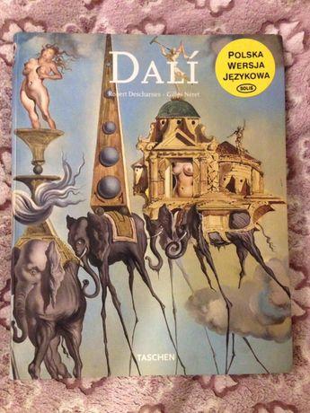 Album Salvator Dali książka