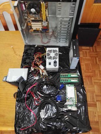 Computador - Várias peças
