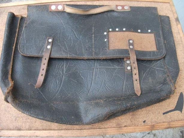 Stara torba skorzana