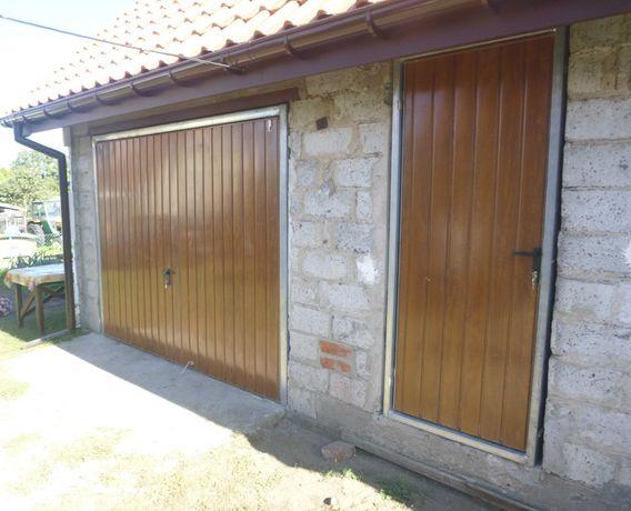 BRAMA garażowa na wymiar BRAMY garażowe DRZWI do garażu