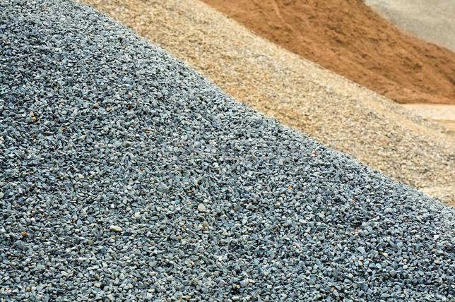 Щебень, песок, крошка, асфальт, стройматериали, асфальтная крошка