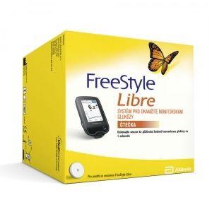 Ридер Freestyle libre глюкометр