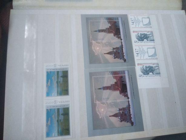 Почтовые марки очень много  продаю срочно