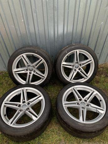 КОЛЕСА Original Audi a4 s4 S line R18 5x112 245/40/18