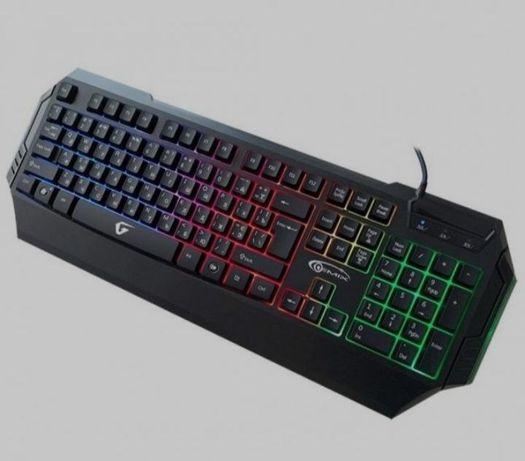 Клавиатура с подсветкой Gemix W260