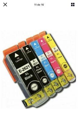 Tinteiros Epson XP 520/800