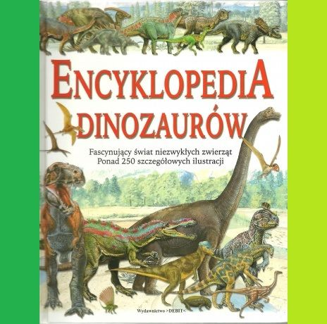 Encyklopedia dinozaurów - Jinny Johnson