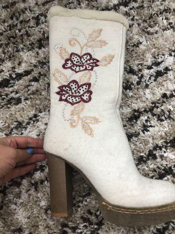 Зимові чоботи