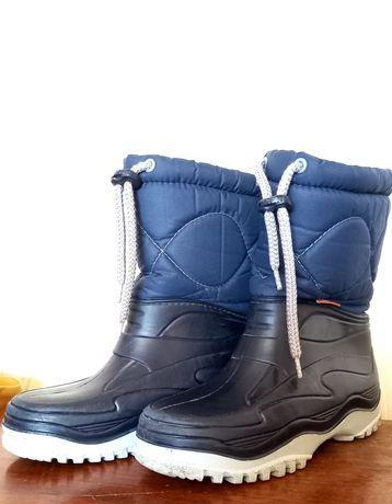 Зимние ботинки сапоги Demar 32-33
