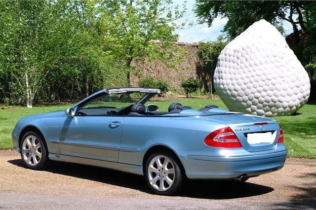 Jantes 17'' Originais Mercedes CLK W209