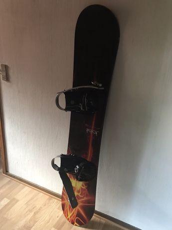 Deska Snowboardowa X RAGE Riot 152 cm + wiązania!