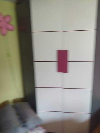 Sprzedam szafę do pokoju dla dziewczynki