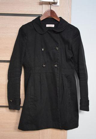 Płaszcz Camaieu damski rozmiar S/M czarny
