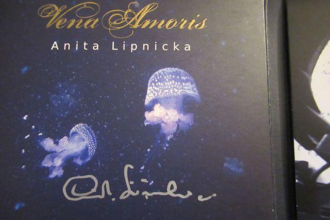 Anita Lipnicka - Vena Amoris - z autografem