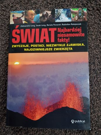 Świat najbardziej niesamowite fakty Lang, Ponaratt, Ratajszczak