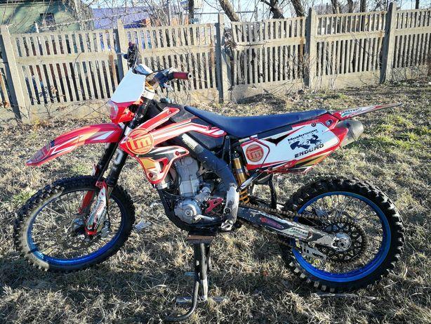 TM racing 450, 2013r wtrysk cross enduro