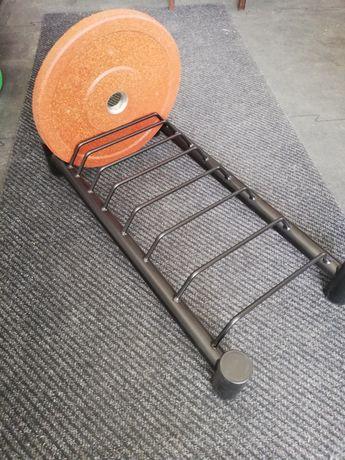 Stojak na obciążenie tybu bumper bumpery plate rack