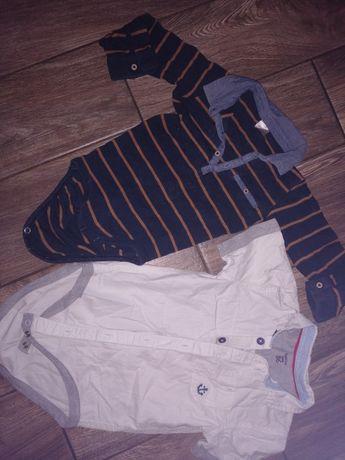 Koszulobody 86 rok cool lub h&m świetna modna koszule