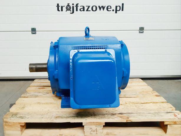 Silnik elektryczny 90 kW 1460 obr w małej obudowie 250 wał 65 mm
