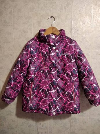 Зимняя термо-куртка Evolution