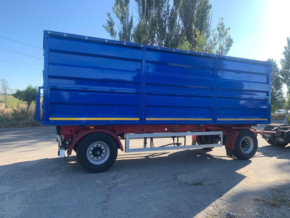 Кузов зерновоз контейнеровоз BDF Запорожье - изображение 1