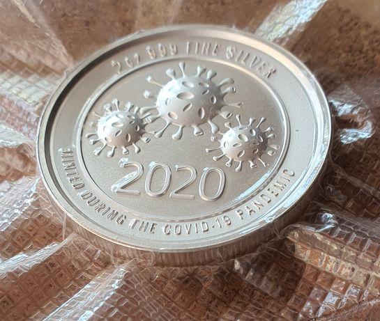 Cov.id 19 Srebrny medal round