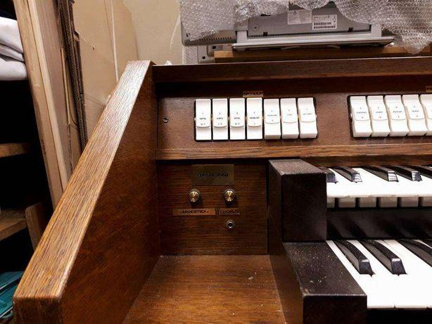 Organy JOHANNUS op. 220 po profesjonalnej konserwacji. Gwarancja.