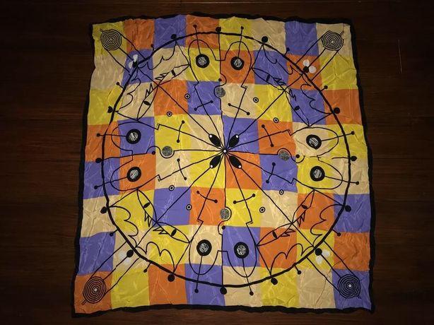 Ritzenhoff davor markovic, оригинальный авторский шелковый платок!