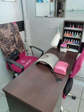 Sprzedam wyposażenie salonu kosmetycznego