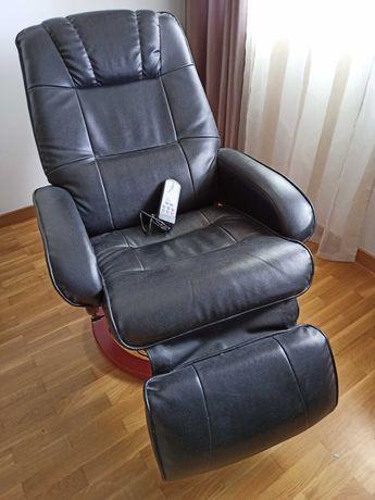 Cadeira giratória de massagens