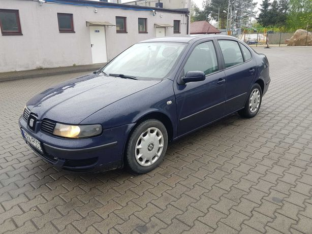 Seat Toledo GAZ LPg 2001 rok bez rdzy