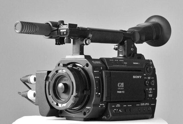 Kamera Sony PMW F-3