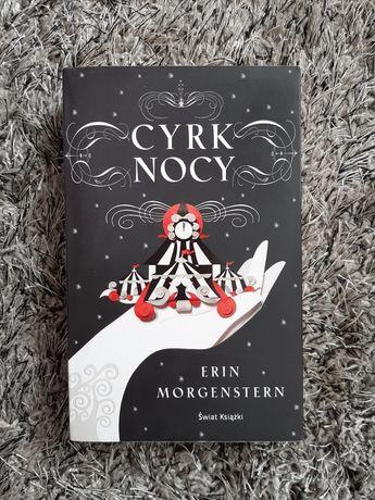 "Książka ""Cyrk nocy"" Erin Morgenstern"